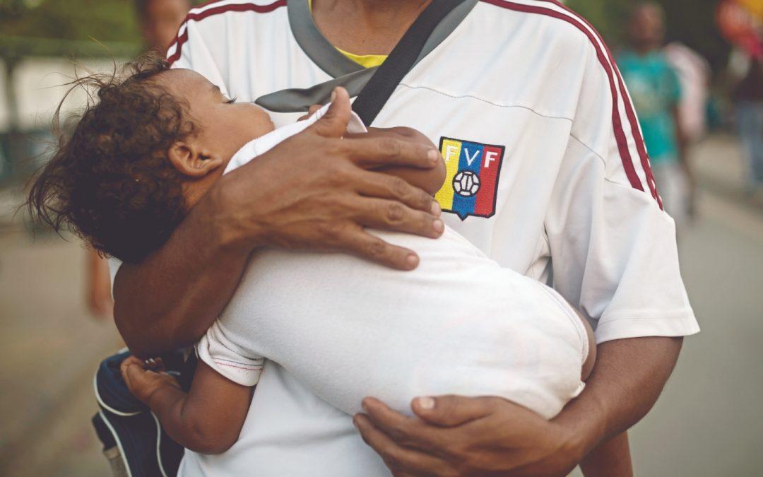 Bebés migrantes: los hijos de nadie