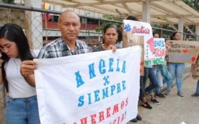 Comunicado Conjunto: Ante la opinión pública sobre el caso de Ángela Aguirre