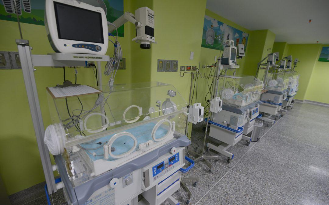 Denuncian contaminación en la emergencia pediátrica del Hospital Central de Valencia
