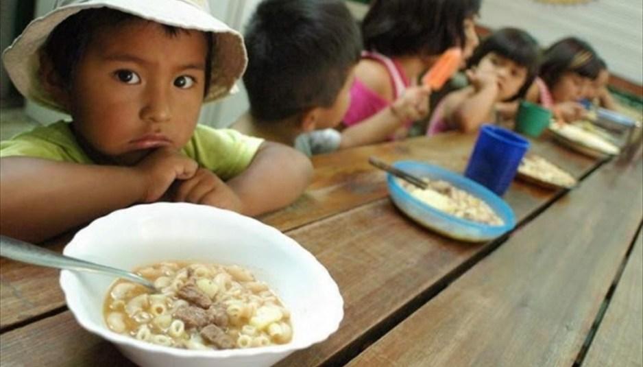 Imágenes, infancia y desnutrición. Una discusión ética