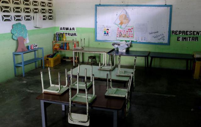 """UNICEF: """"Más de un millón de niños en Venezuela está sin escolarizar"""""""