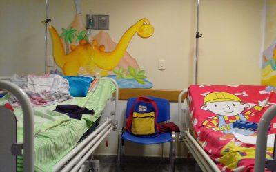 """""""Si tengo que morir, déjame morir"""", niño del J.M. de los Ríos a la espera de trasplante de médula"""