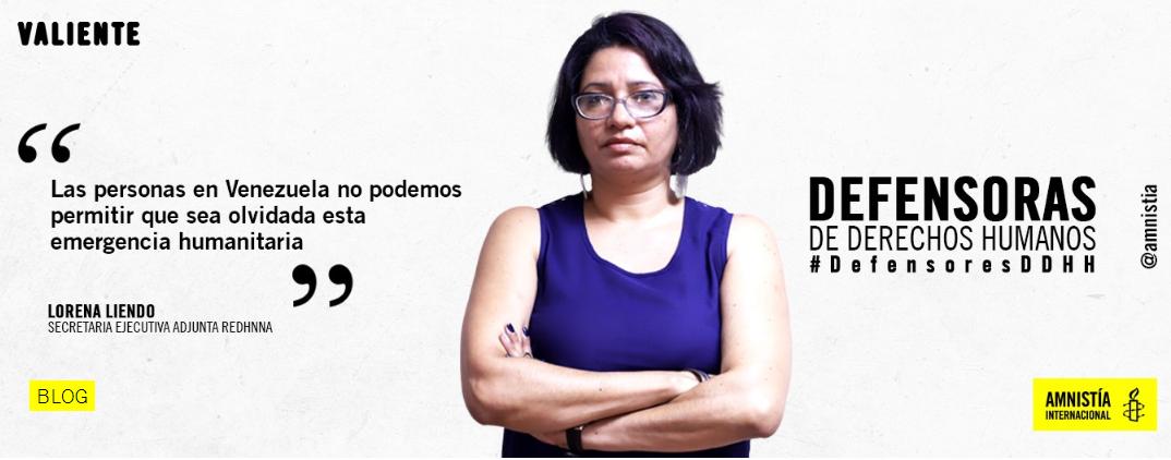 Lorena Liendo: Las ONG no claudicamos en la defensa de los derechos de los niños y adolescentes