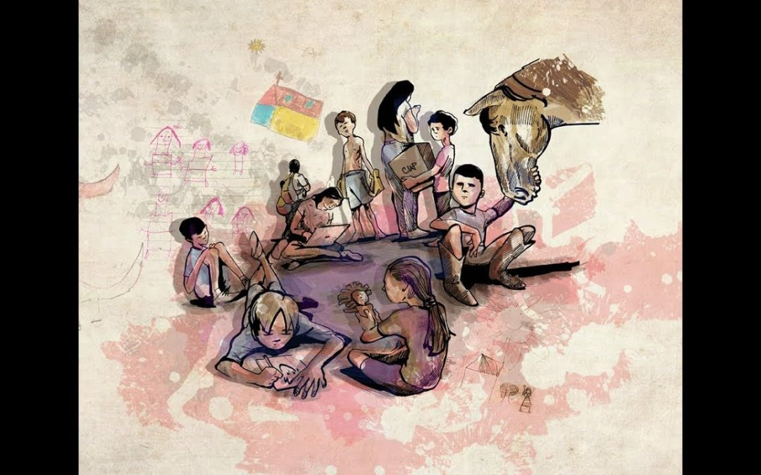 INFANCIA DE LUTO: Nueve casos que el Estado abandonó