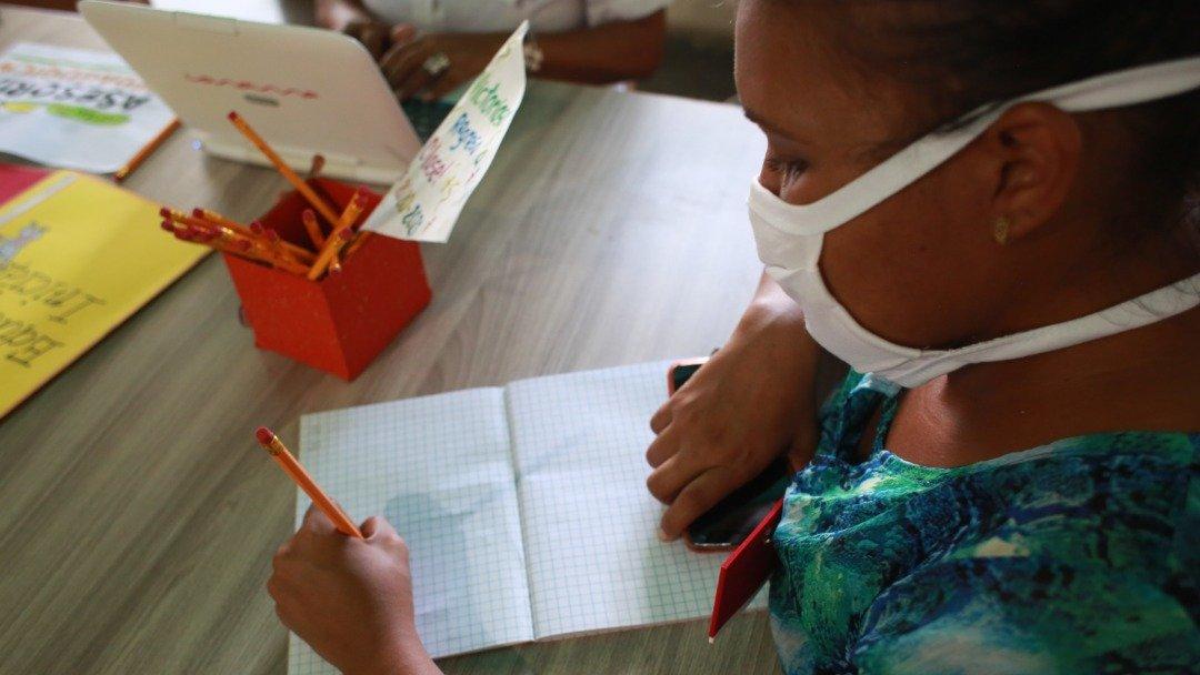 Cinco mil estudiantes dejaron de inscribirse en las escuelas de Fe y Alegría