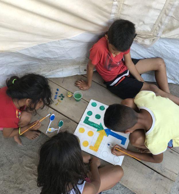 Crisis en Venezuela: la difícil vida de los niños y adolescentes venezolanos en el norte de Brasil