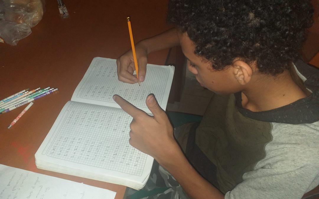 Propuesta educativa por cuarentena no garantiza que los muchachos aprendan