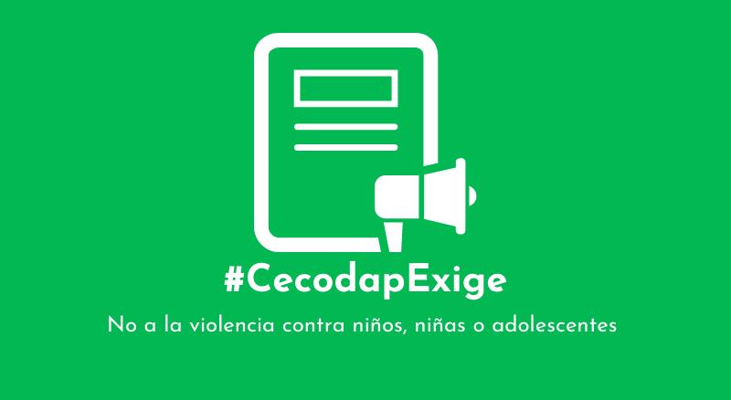 Exigimos una investigación expedita frente a cualquier hecho de abuso o violencia sexual contra adolescentes | COMUNICADO