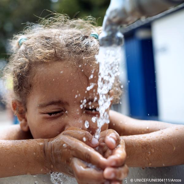 Venezuela: Más de 2,8 millones de personas recibirán mejor acceso a agua potable con el apoyo de UNICEF
