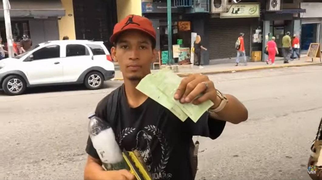Trabajo infantil en Venezuela, realidad que se agrava por la pandemia y la crisis económica