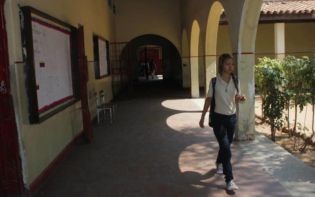 El año escolar peligra en el Zulia por los apagones y la falta de agua