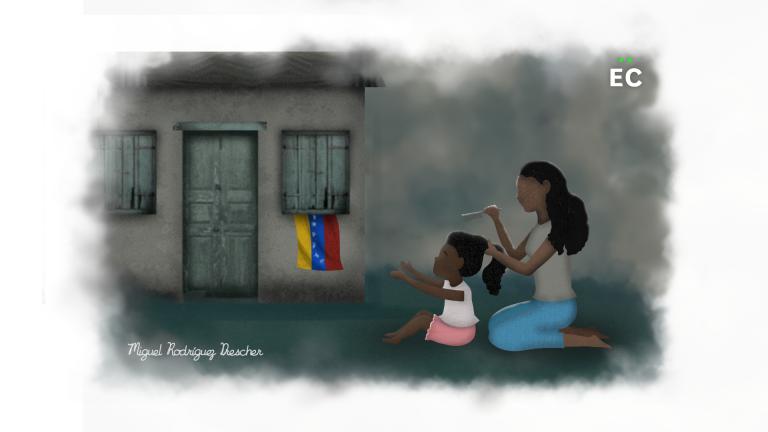 Los huérfanos de Güiria 