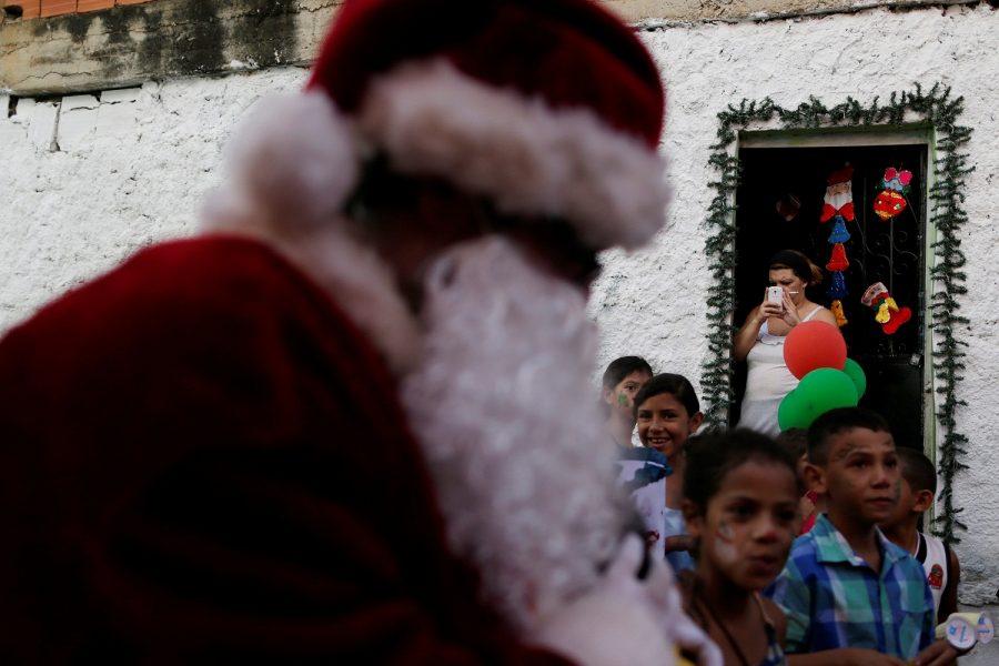 Los niños y el sentido de la Navidad
