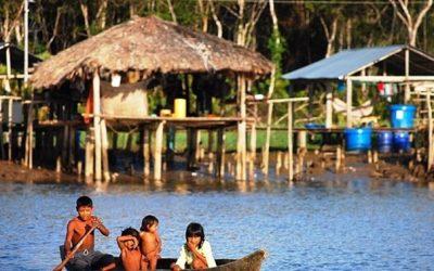 La realidad de los niños indígenas de Bolívar, Amazonas y Delta Amacuro