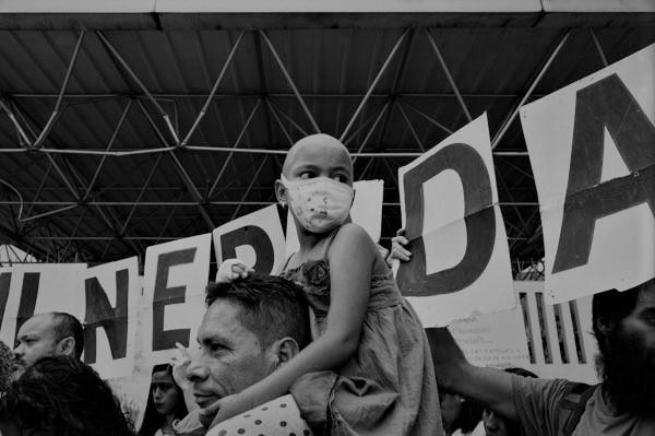 """""""El problema del JM de los Ríos es de toda Venezuela"""": testimonios del hospital de niños"""