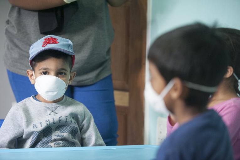 Personal del J. M. de los Ríos exige condiciones óptimas para recibir niños con COVID-19