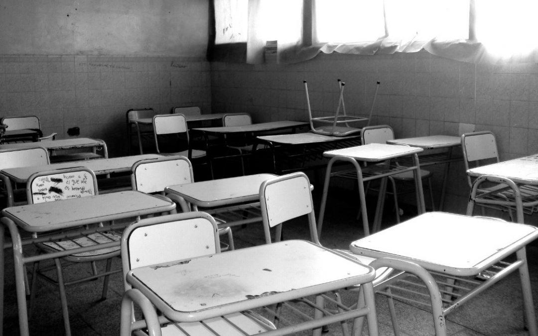 Impacto de las escuelas cerradas