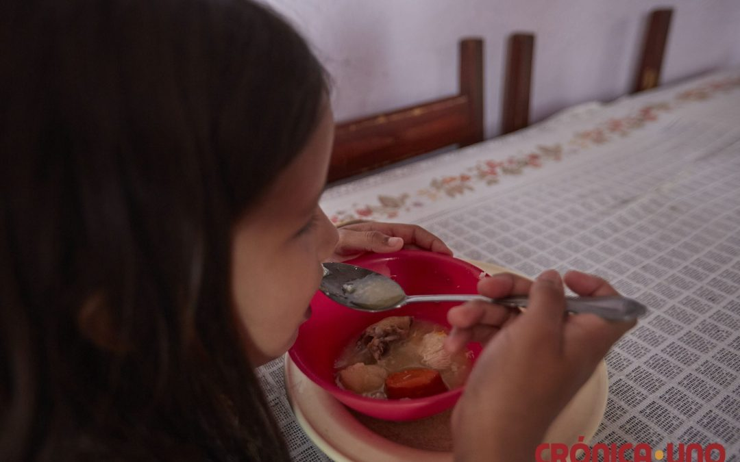 Unicef calcula que 7,5 millones de niños dentro y fuera de Venezuela necesitan apoyo humanitario