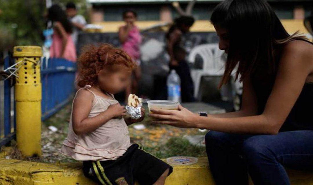 Desnutrición infantil en Venezuela: Una dura batalla