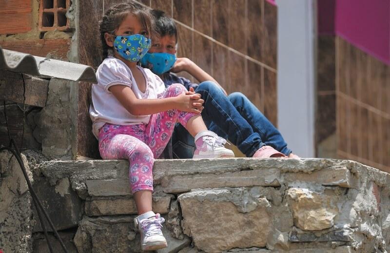 Casi 20% de los casos de coronavirus en Venezuela son en niños o adolescentes