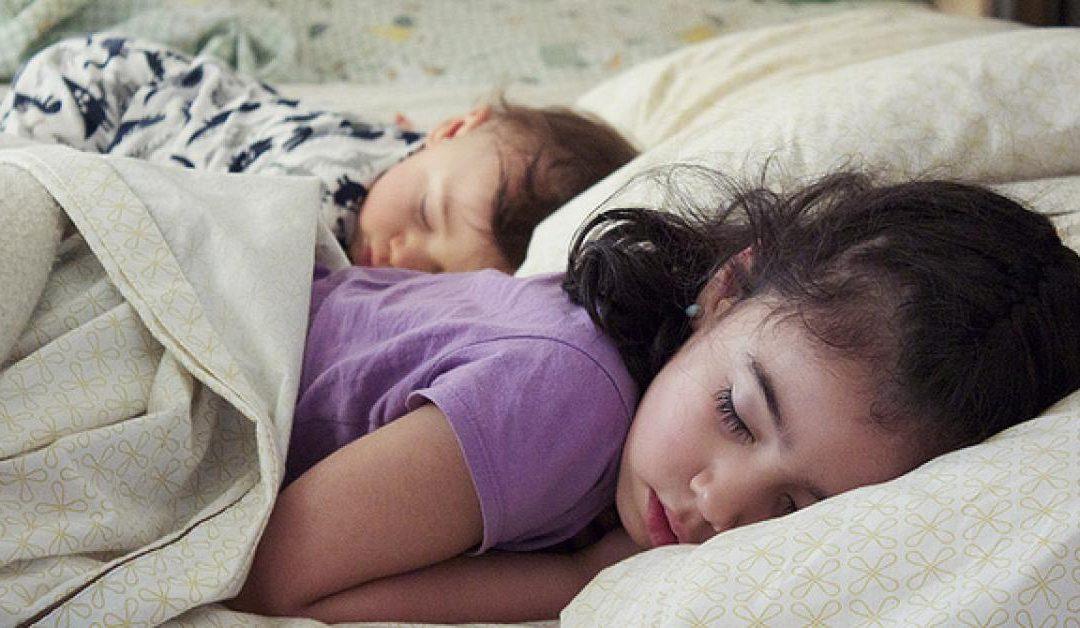 """""""Los trastornos del sueño en niños pueden provocar problemas de memoria, sobrepeso y depresión"""""""